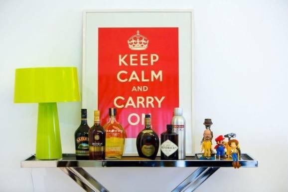bar em casa keep calm