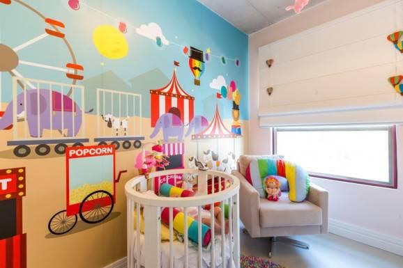 decoração de paredes infantil