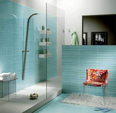 Azulejos para banheiro pequenos