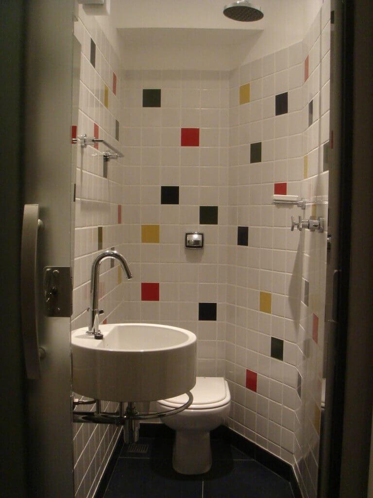 Azulejos para banheiro revestimentos coloridos