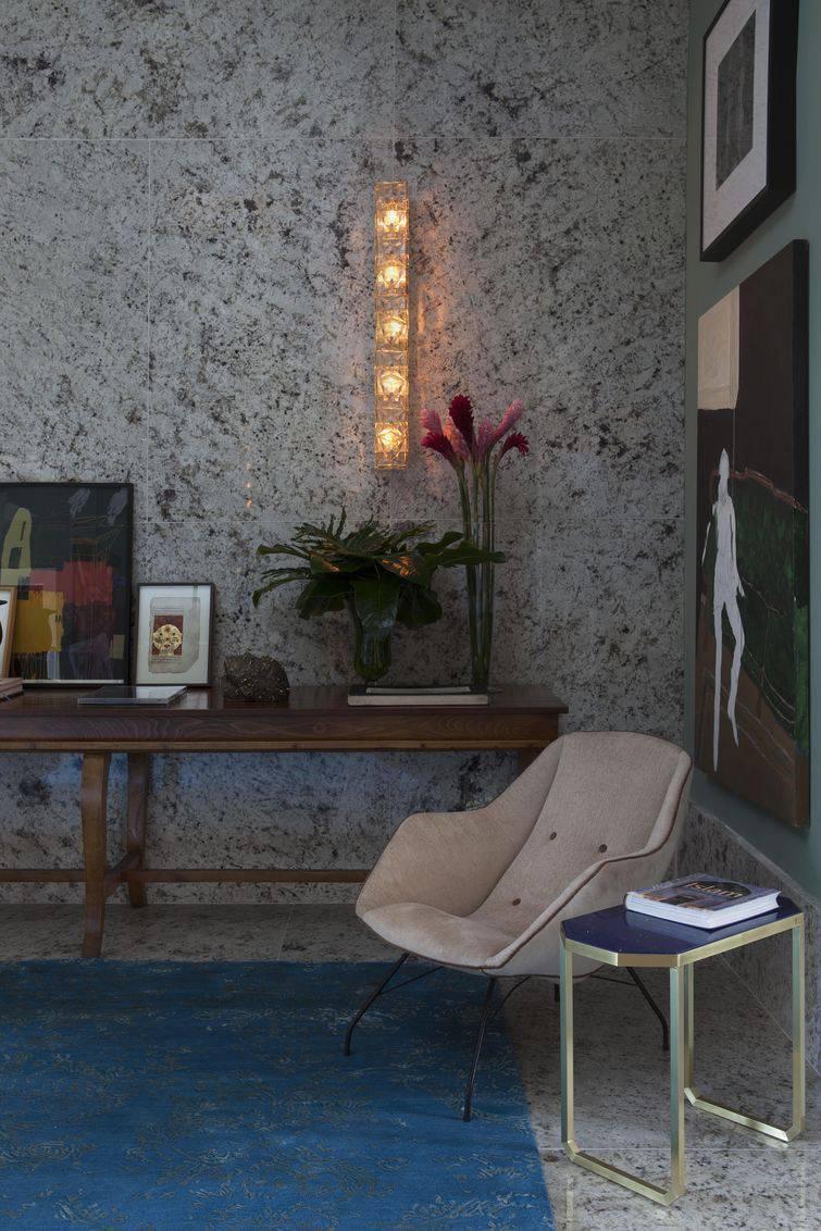 Pisos para sala feitos com pedras brasileiras
