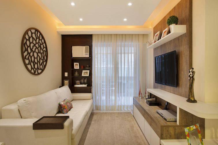 Decoracao Sala Pequena Com Varanda ~ Decoração de salas pequenas não precisa ser desafio