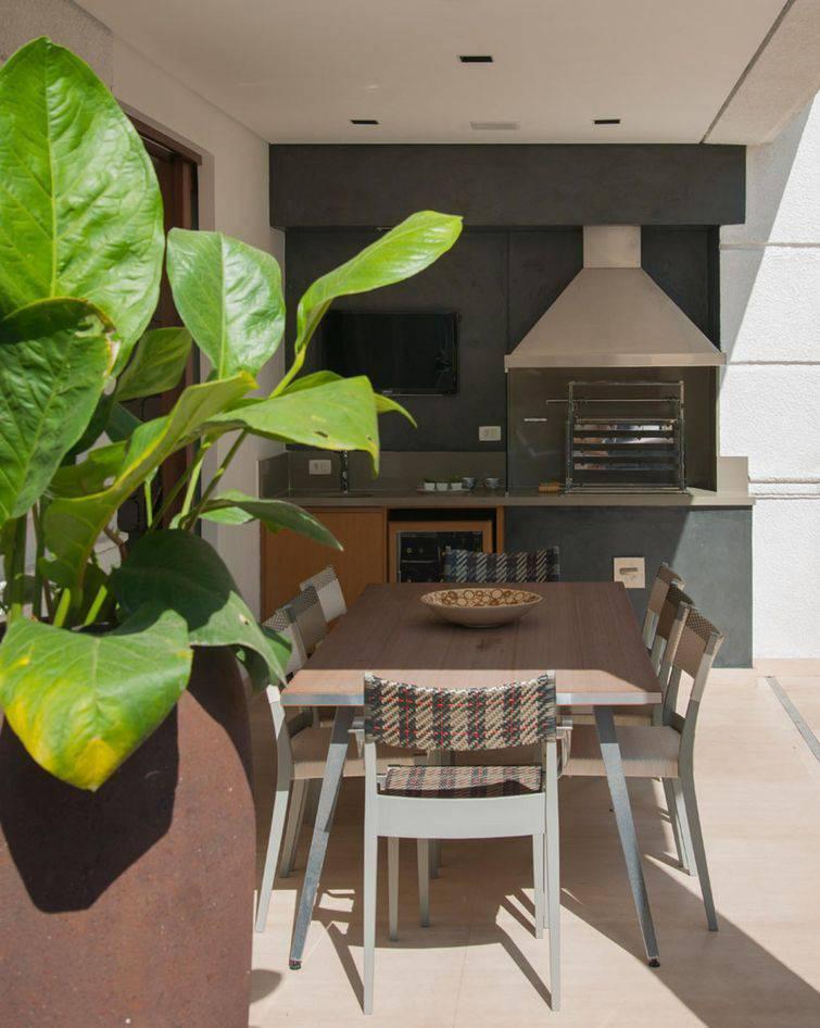 Varandas gourmet valorizam qualquer apartamento