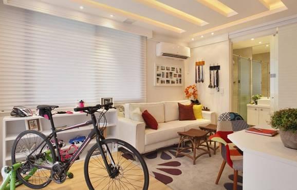 Decoração para casa alugada