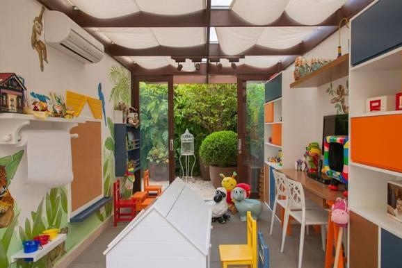 Áreas de lazer decoradas garantem estilo ao imóvel