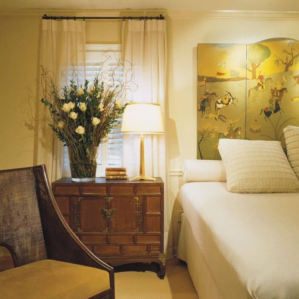 arranjos de flores para quarto