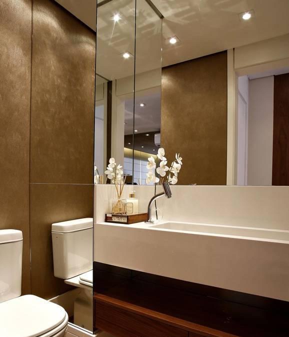 Bancada para banheiro
