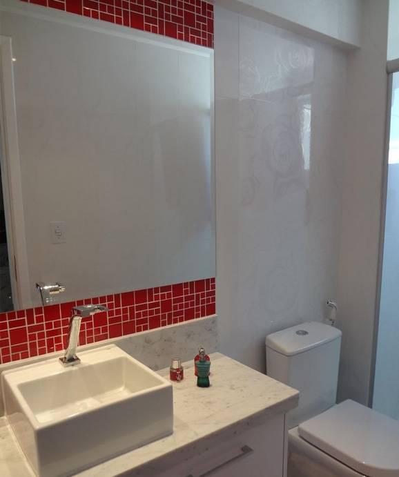 decoracao banheiro pastilhas : decoracao banheiro pastilhas:Decoração de banheiro com pastilhas para inspirar
