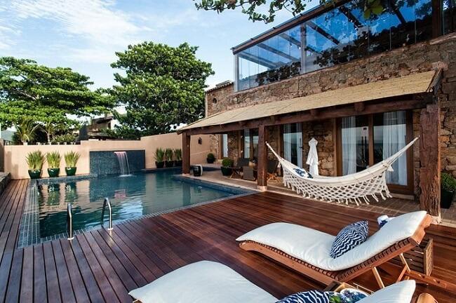 casas com piscina vasos e rede juliana pippi 4735