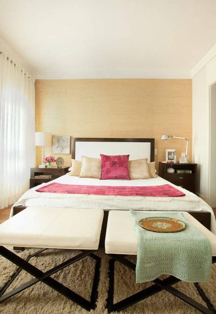 Cortinas para quarto fazem ambiente ficar mais aconchegante