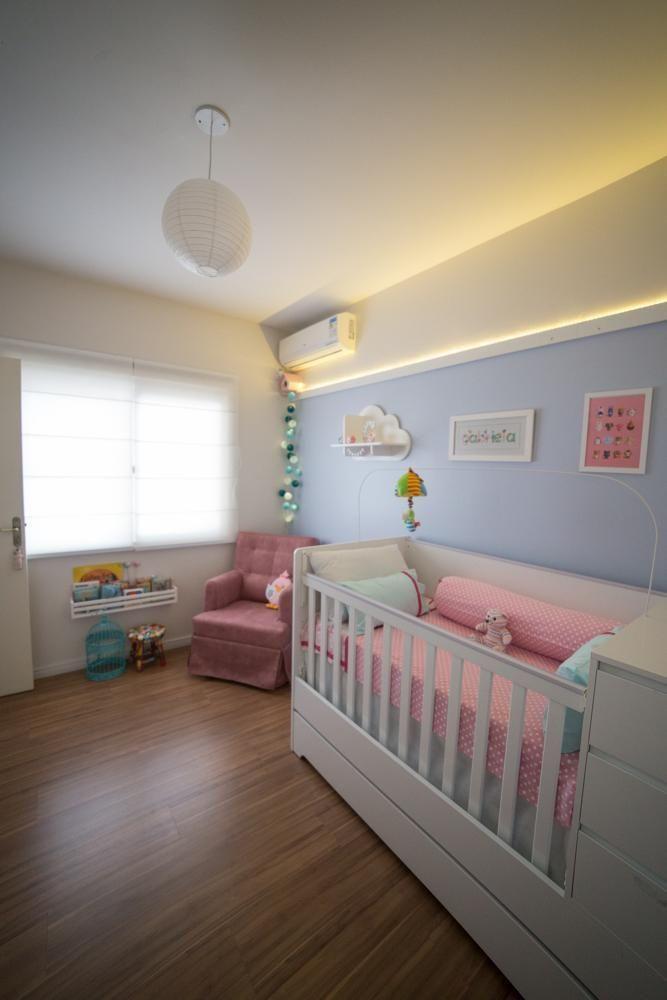 Decoraç u00e3o de Quarto de Beb u00ea Feminino Dicas Preciosas e 37 Ima -> Decoração De Quarto De Bebê Ovelhinhas