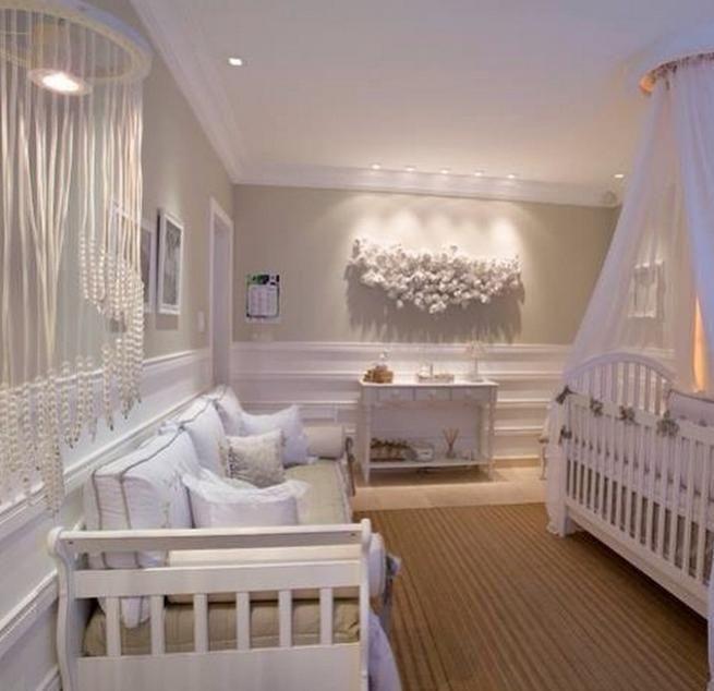 decoracao de quarto de bebe feminino com quadro graziela lara 62446