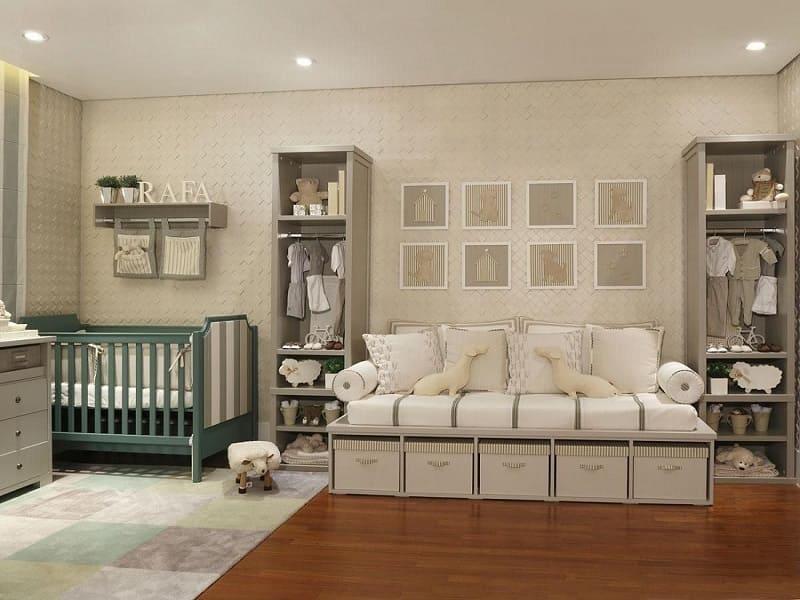 decoracao de quarto de bebe feminino neutro triplex arquitetura 17586