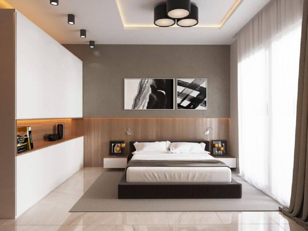 luminárias de teto plafon preto