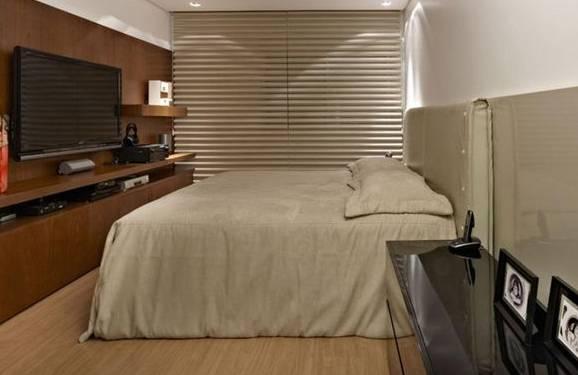 Cortinas para quarto de casal decoração e privacidade ~ Quarto Casal Cortinas