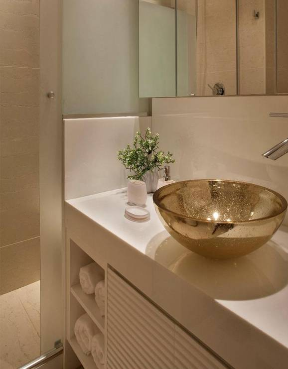 Pias de banheiro saiba como escolher o modelo ideal -> Altura De Pia Para Banheiro Infantil
