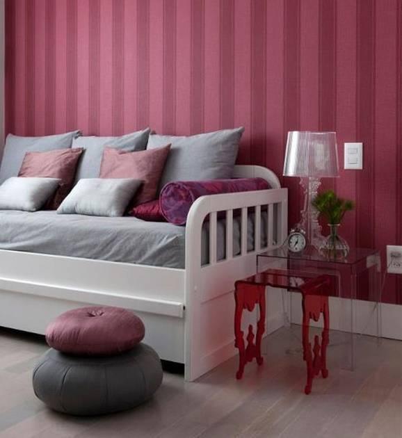 Decoração para quarto feminino confortável e elegante