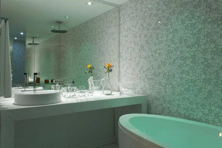Revestimento de banheiro, escolha a melhor opção