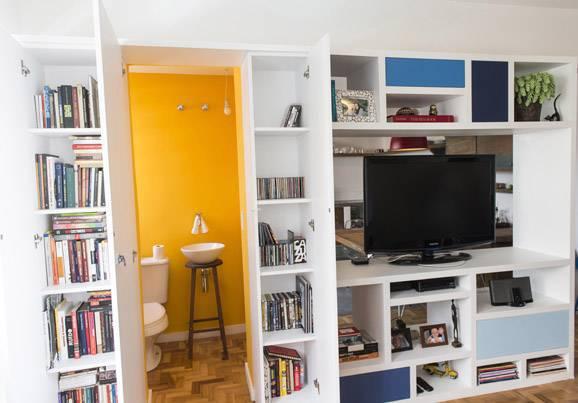 Salas pequenas