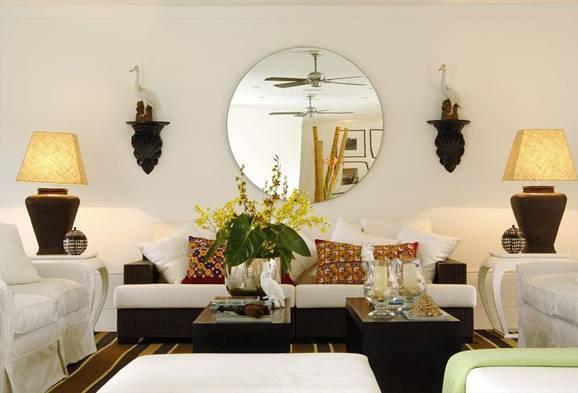Como decorar salas pequenas