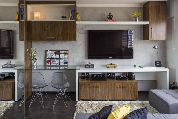 24026 salas decoradas para-uma-vida-mais-funcional-bep-arquitetos-viva-decora