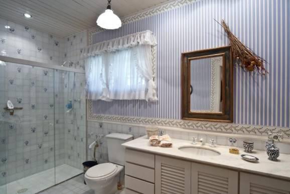 casa de fazenda banheiro