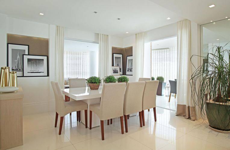 62800- sala de jantar com acabamento em gesso andrea teixeira fernanda negrelli