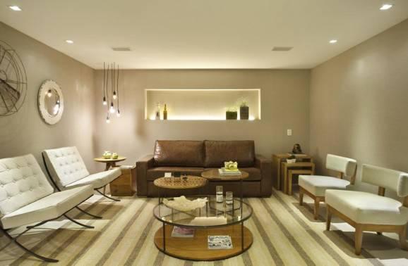 modelos de sofás de couro