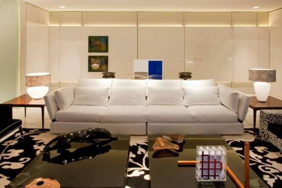 modelos de sofás branco