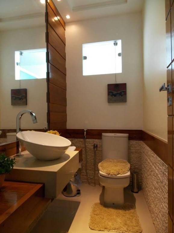 modelos de banheiro pequenos