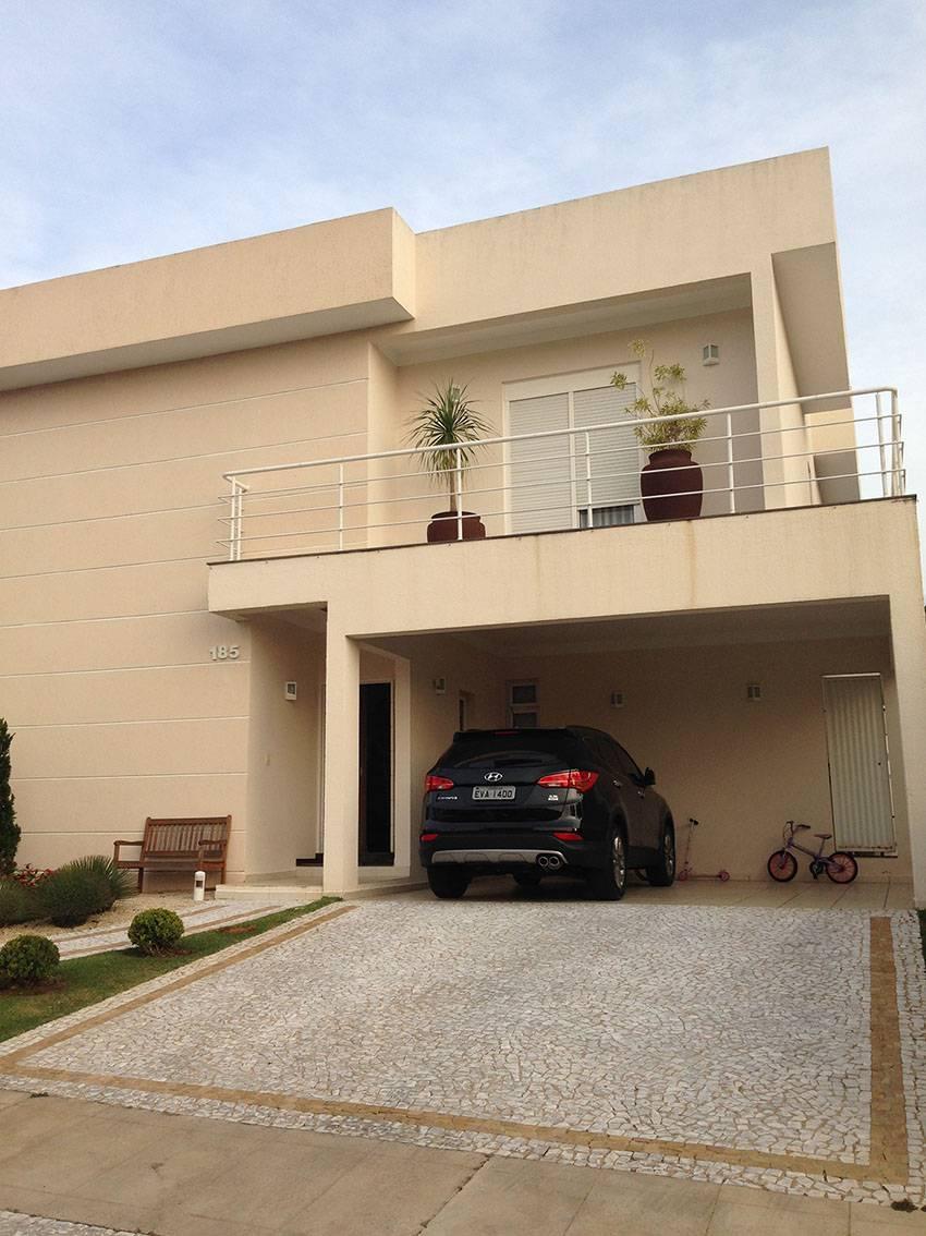 Reforma de fachada traz vida nova para casa