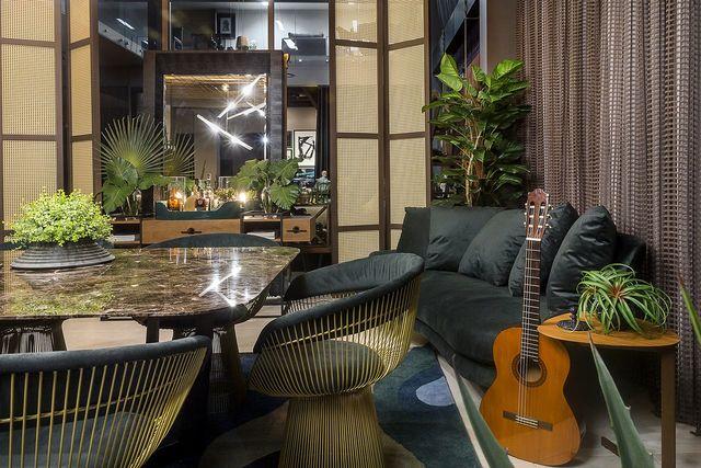 Plantas para apartamento - cantinho com bastante plantas