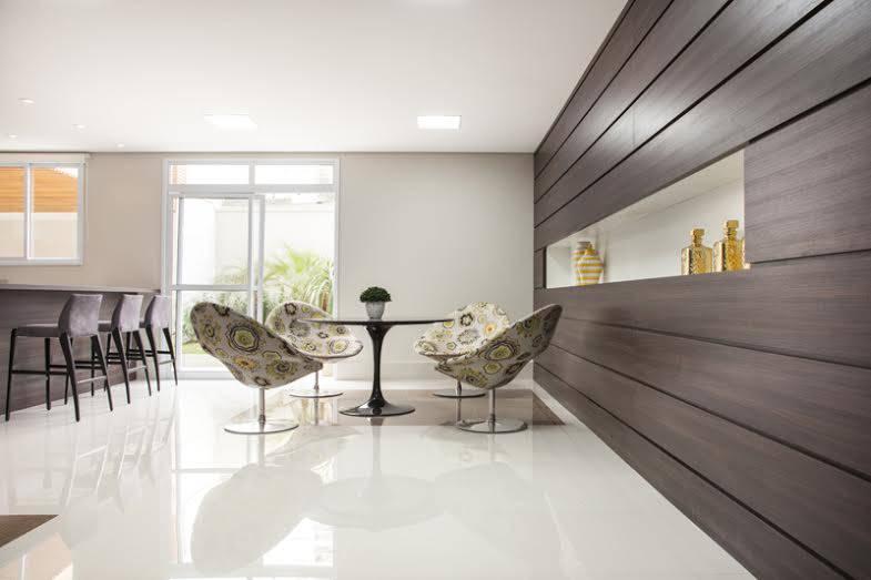 Projeto de casas modernas: ideias para áreas sociais