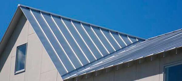 Telhas de zinco para casas