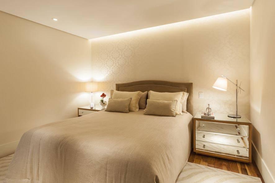 quarto de casal liliana zenaro