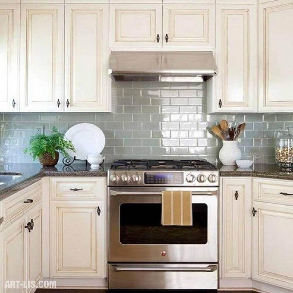 azulejo para cozinha cinza