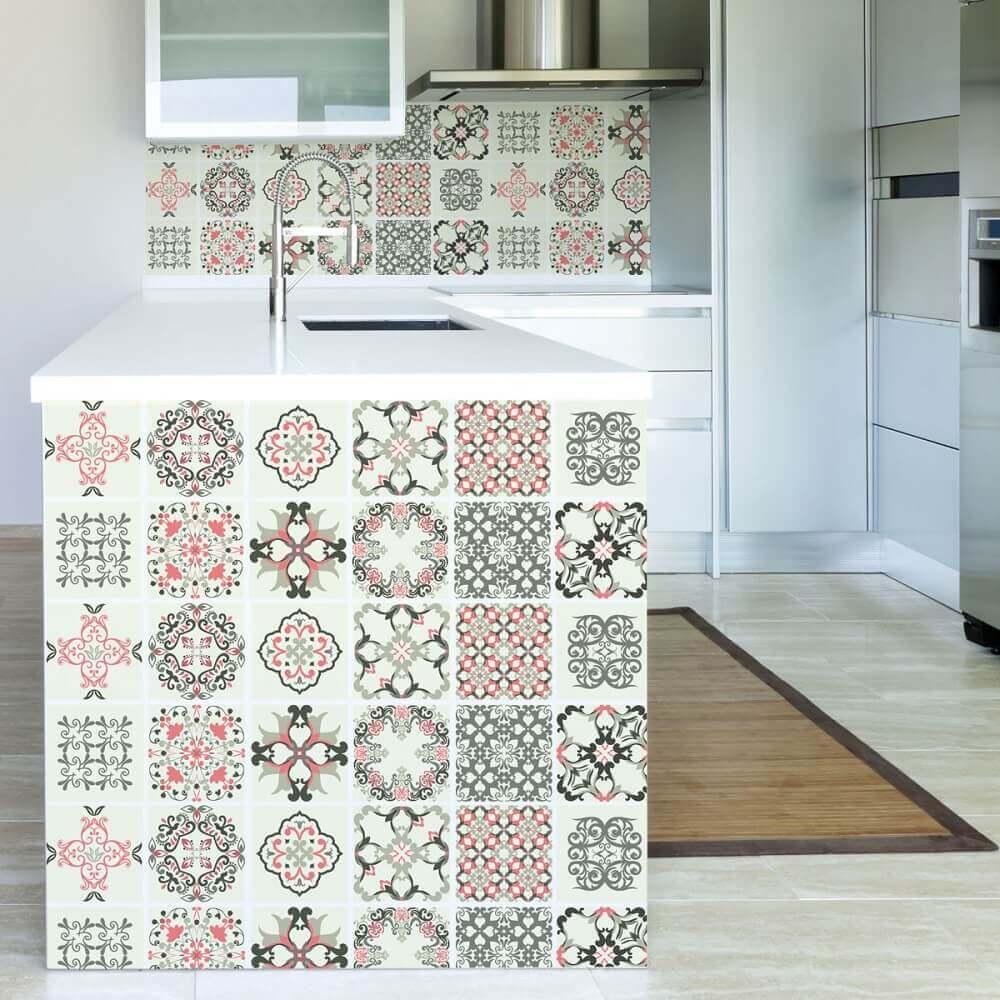azulejo para cozinha clean