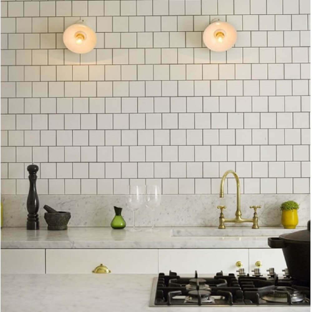 Azulejo simples para cozinha