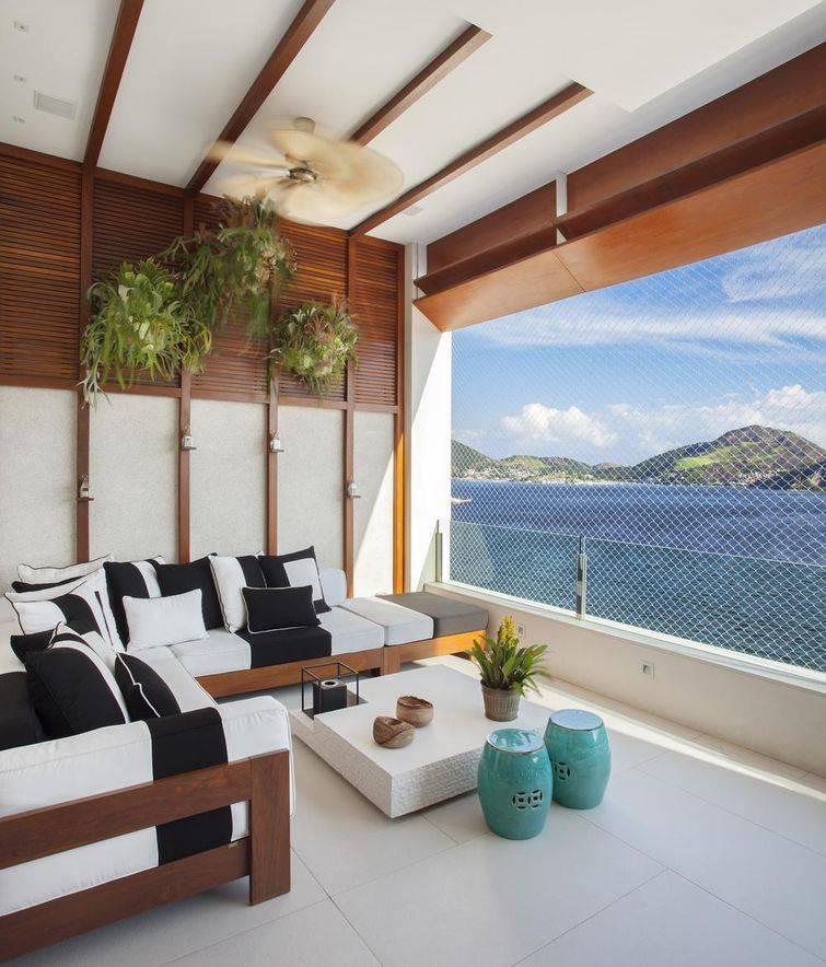 Belas paisagens de tirar o fôlego na janela de casa