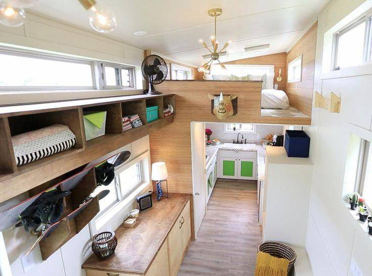 Casa pequena e charmosa pode ser confortável e funcional