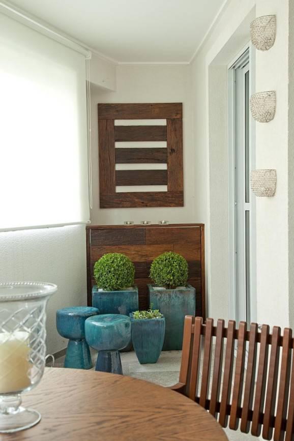 Como decorar apartamento pequeno sem perder a harmonia Como decorar un antejardin pequeno