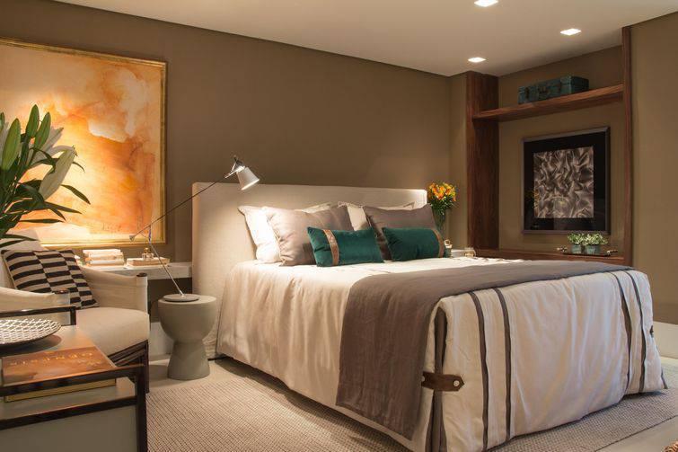 Cores da moda em casa 5 dicas de pintura para casa for Pintura de interiores de casas salas