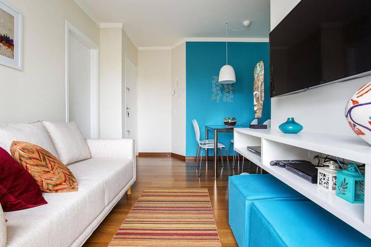 Cores da moda em casa 5 dicas de pintura para casa for Moda en pintura de paredes