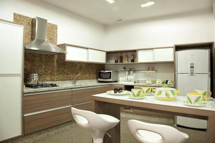 Cozinha com ilha, personalidade para quem ama cozinhar