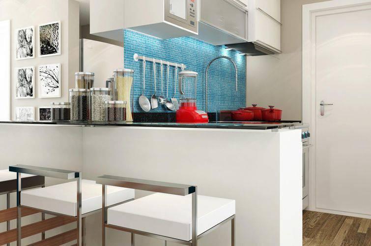 Cozinhas pequenas planejadas para o seus hábitos