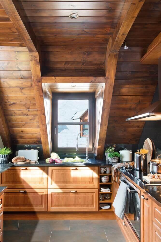 Cozinha r stica escolha para ambiente agrad vel for Ver cocinas rusticas