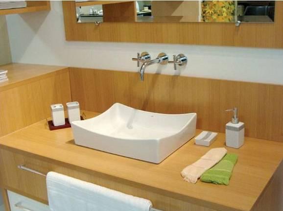 Lindos modelos de cuba banheiro -> Cuba Banheiro Latao