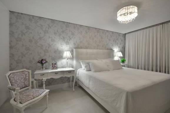 Decoração de quarto casal abre um leque de sensações