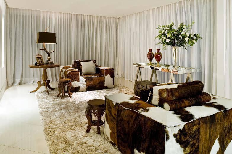 Decora??o de salas de estar: conforto, luxo e eleg?ncia