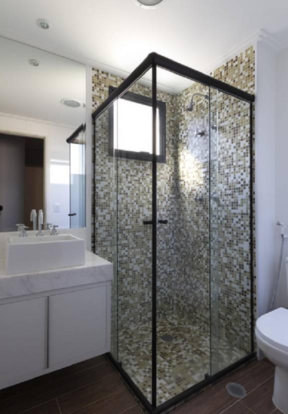 Pics Photos  Decoracao De Banheiros Pequenos Pastilhas Com Pelauts Com -> Decoracao De Banheiros Modernos Pequenos